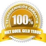 100-procent-geld-terug-garantie
