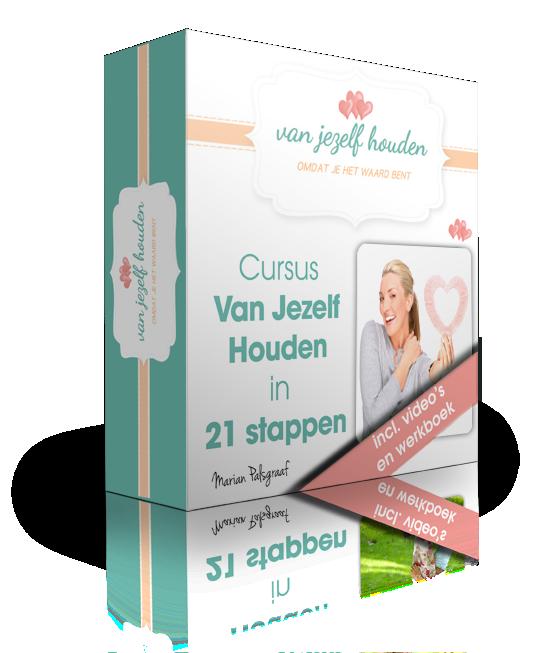 van jezelf houden - cursus van jezelf houden in 21 stappen