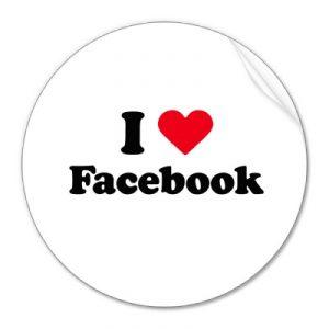 Van jezelf houden op facebook